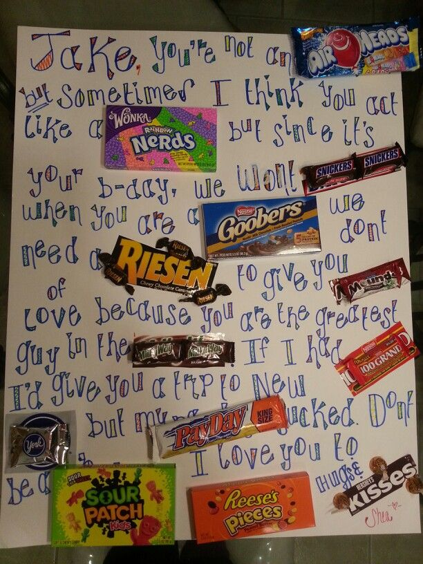 The Most Awesome Birthday Card Ever Made For My Sister S