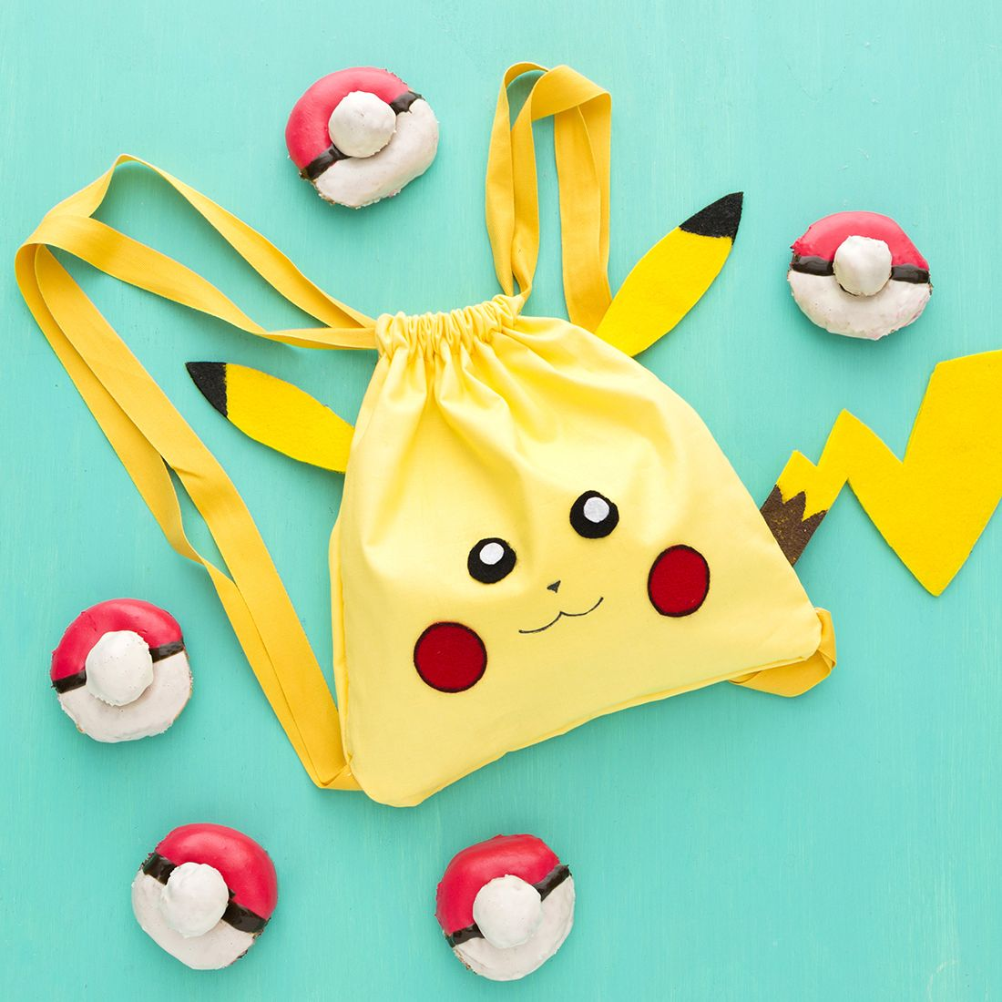 2 Easy DIYS to Make Before Your Next Pokémon Go Adventure via Brit + Co