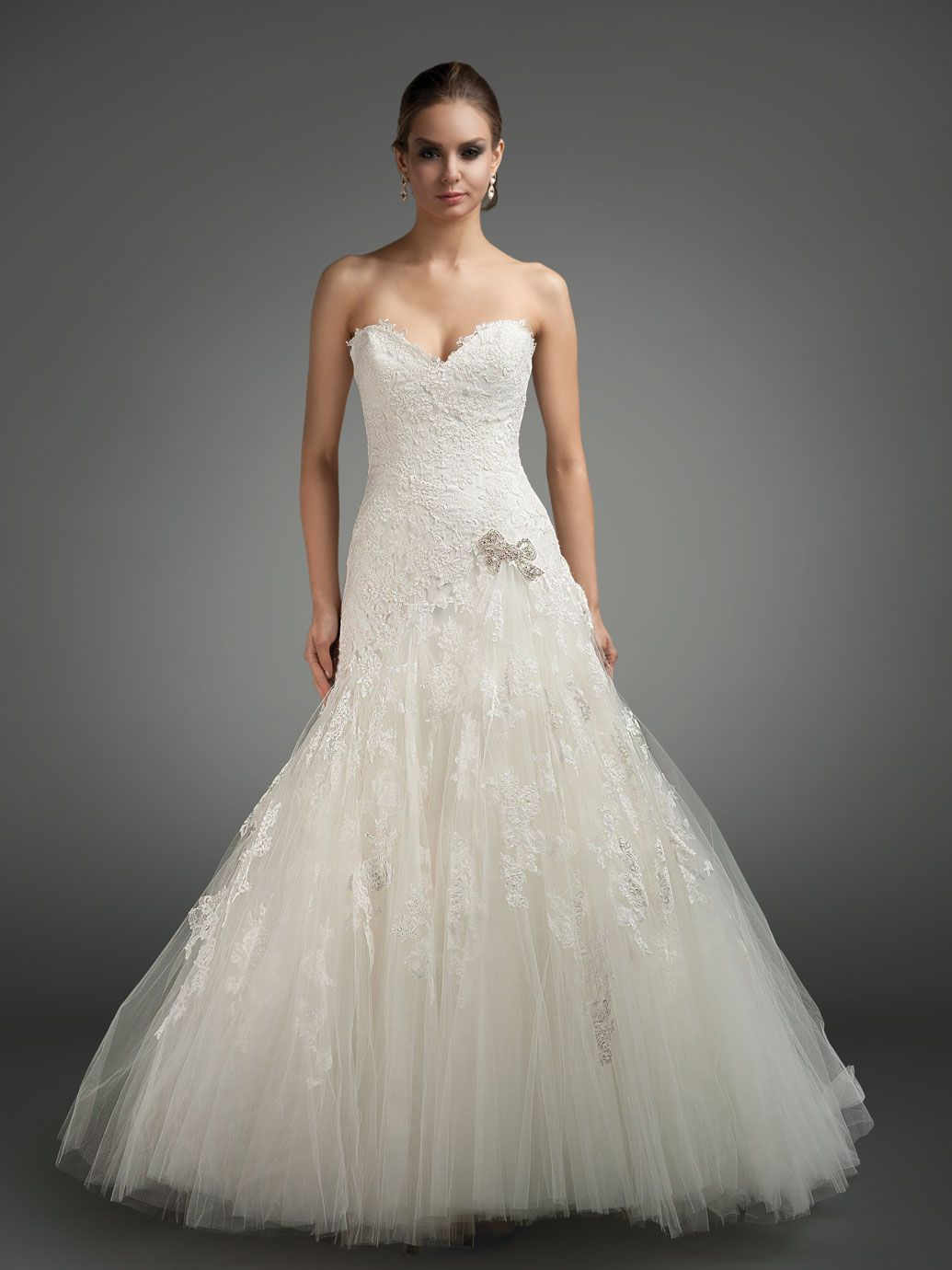 Bella Swan S Wedding Dress From Her Dream