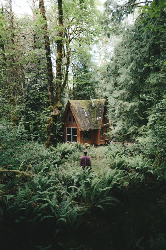 Photo of Another Escape: Online Story – Chop Wood, Carry Water – Image by Justin Kauffman!