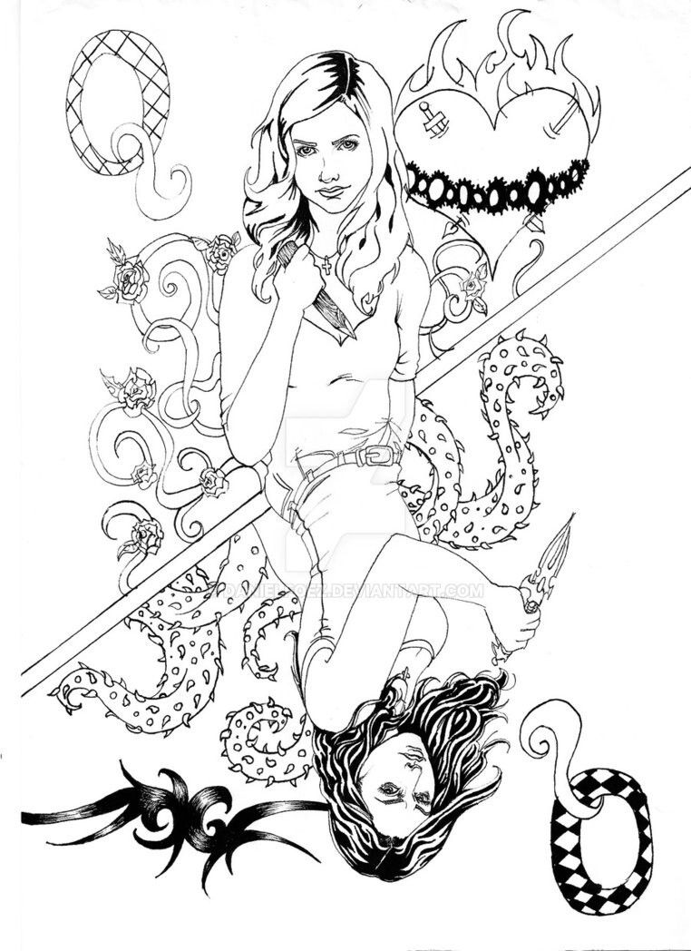 Pin By April Dikty Ordoyne On Buffy The Vampire Slayer Coloring Books Buffy The Vampire Slayer Buffy The Vampire