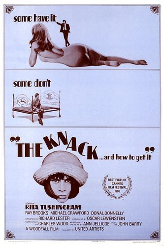 The Knack? and How to Get It (1965)