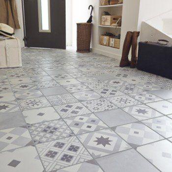 Carre De Ciment Diy Bathroom Decor Flooring Entry Tile