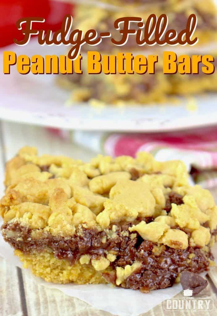 BRANDI Easy Southern Pecan Pie Bar with Shortbread Crust - Dessert   - bars -