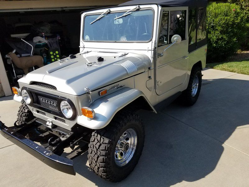 1970 Toyota FJ40 for sale by Owner - Chico, CA | OldCarOnline.com ...