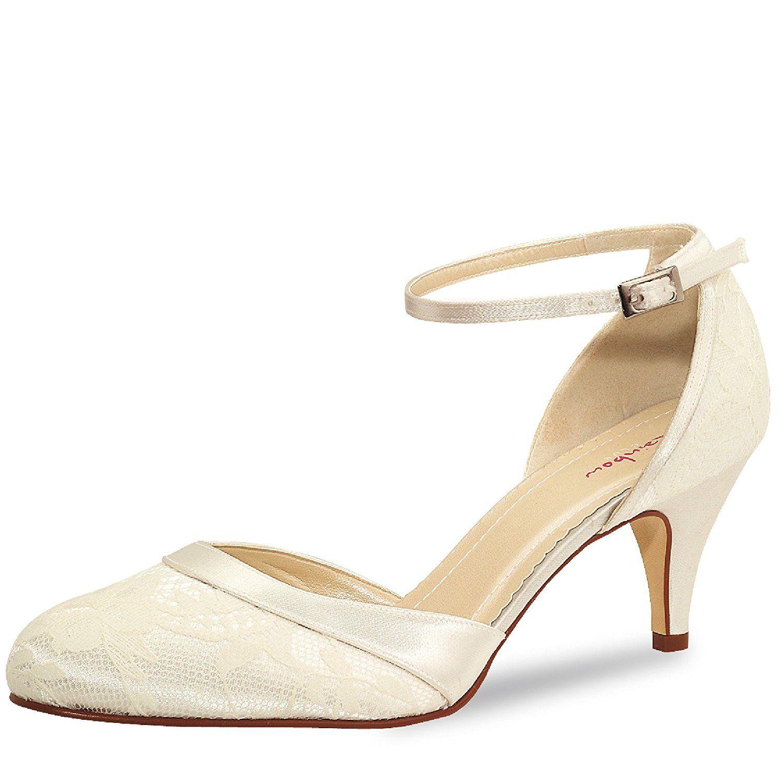 Elsa Coloured Shoes Brautschuhe Hochzeitschuhe Pumps Rainbow Club