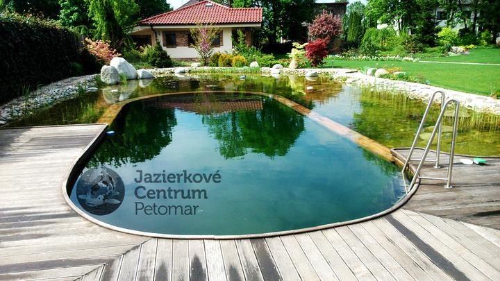Z našich realizácii - biobazen 130m3 - Album užívateľa petomar_slovakia | Modrastrecha.sk