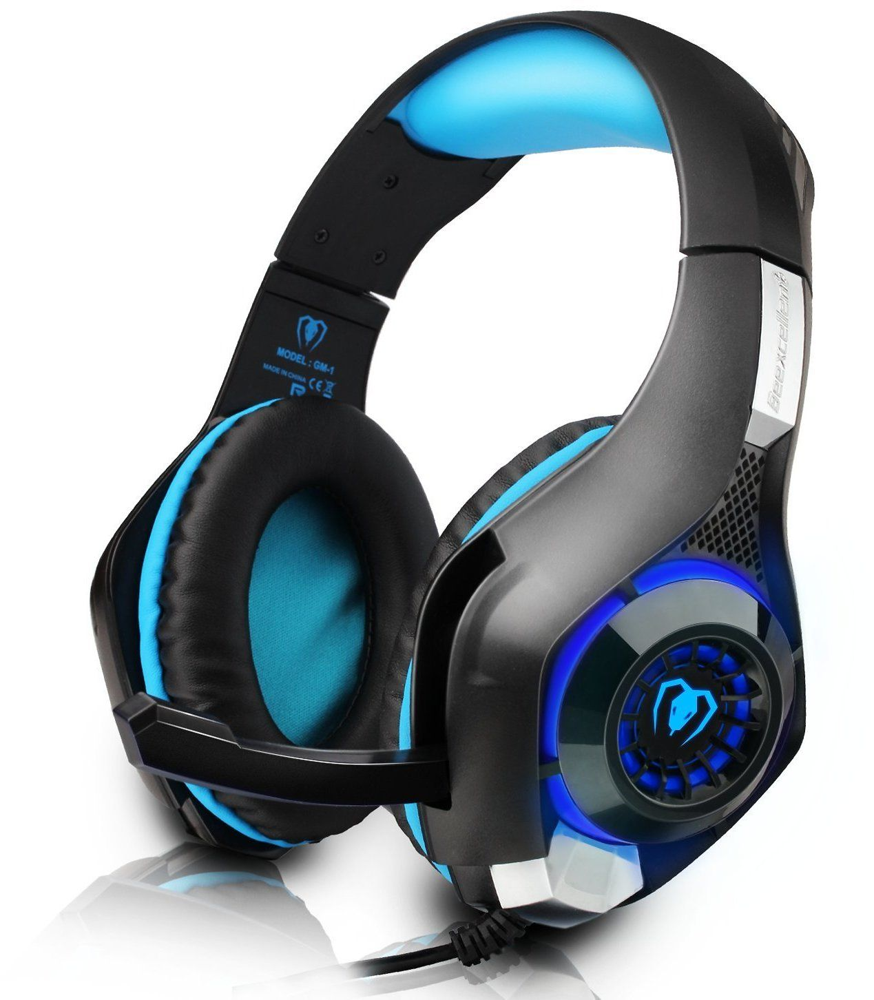 DIZA100 Gaming Headset With Microphone (2 Colors) Ps4