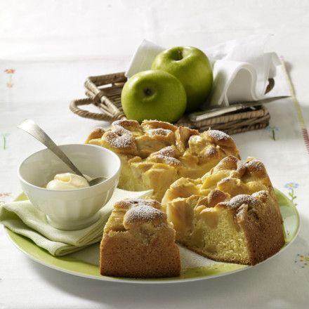 Joghurt-Apfel-Kuchen Rezept Kuchen - gruß aus der küche rezepte