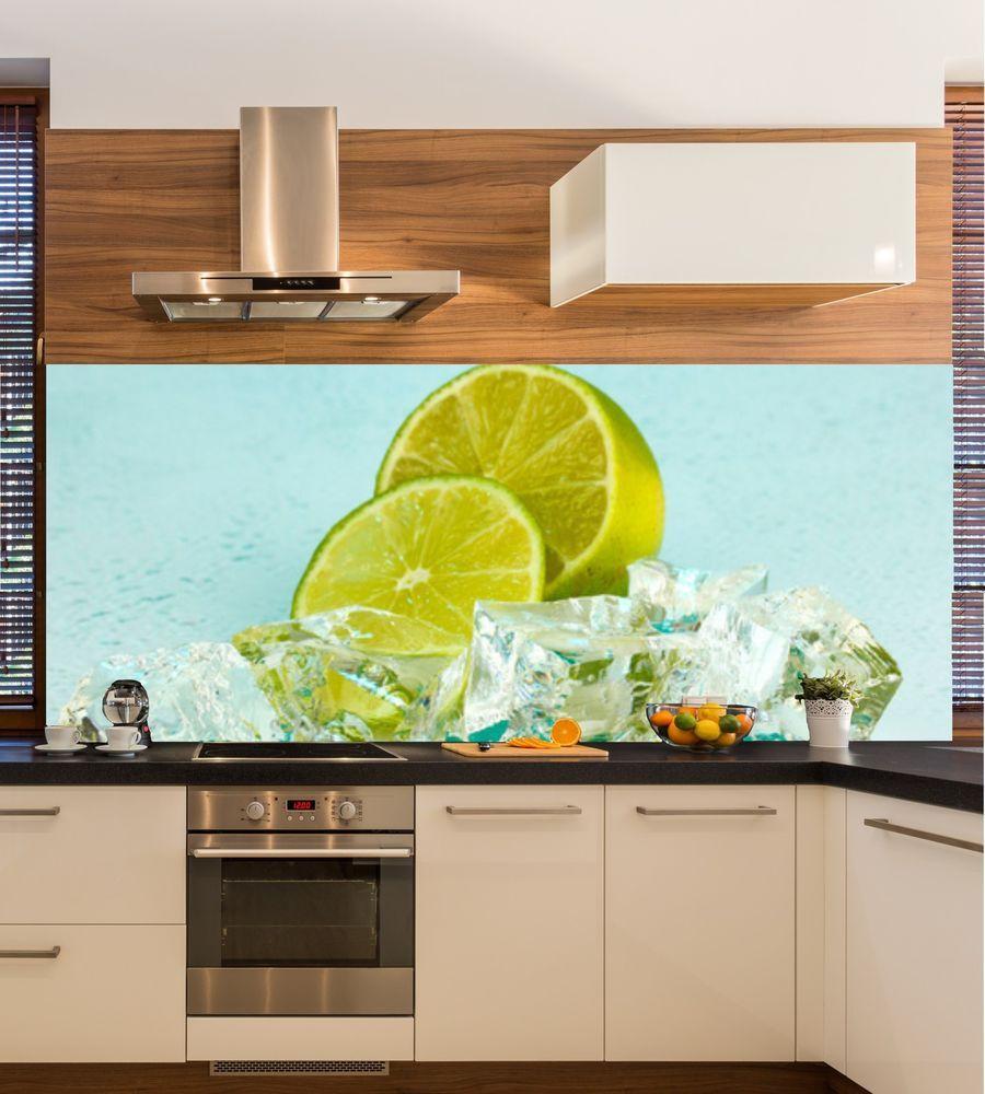 Details zu Küchenrückwand Spritzschutz Fliesenspiegel Badfliese ...
