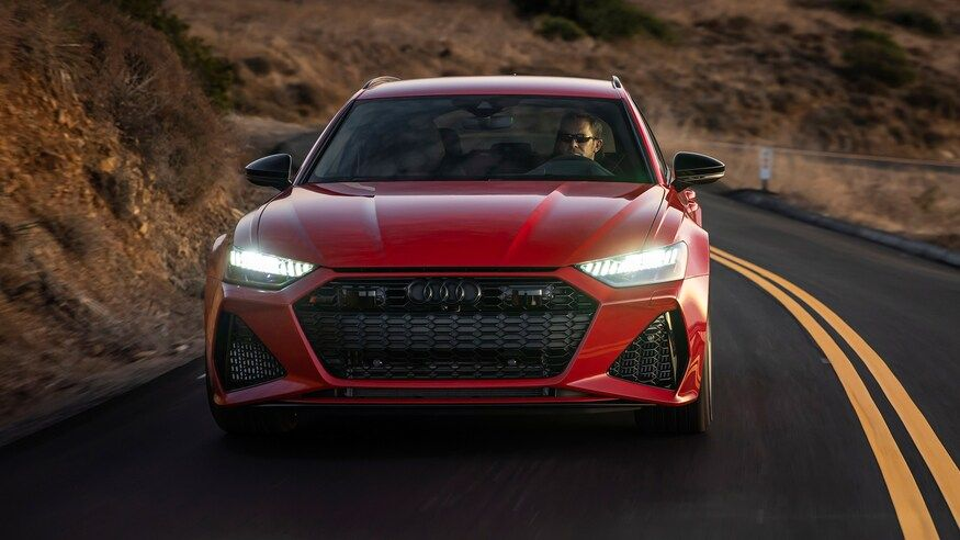 Audi Rs6 Avant Review Why You Need This Mercedes Fighting 600 Hp Wagon In 2020 Audi Rs6 Audi Rs Audi