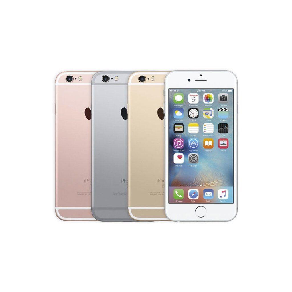Apple iphone 6s unlocked att metropcs tmobile space
