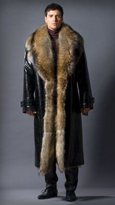 Fur time | Men's Clothing | Pinterest | Fur, Men's fashion and ...