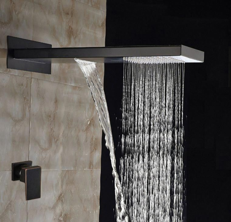 Modern shower bathroom: what are the options?
