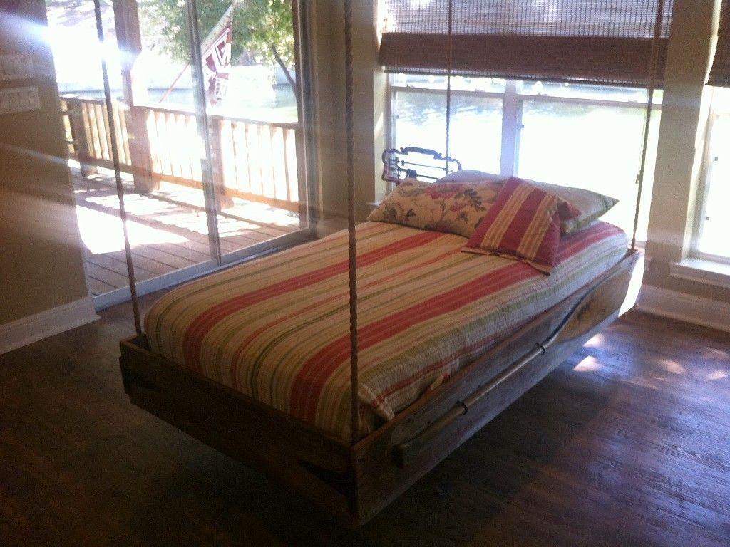 Kingsland house rental - Fun Hanging Bed