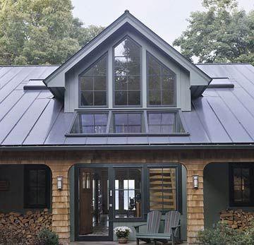 Distinctive Window Ideas House Exterior Windows Exterior Dormers