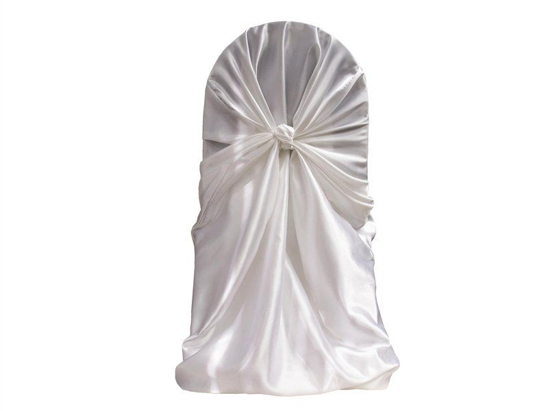 Universal Chair Cover Chair Covers Wedding White Chair
