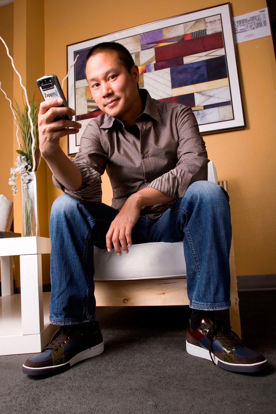 Grow Your Company as Big as Zappos 7 Tips From Tony Hsieh