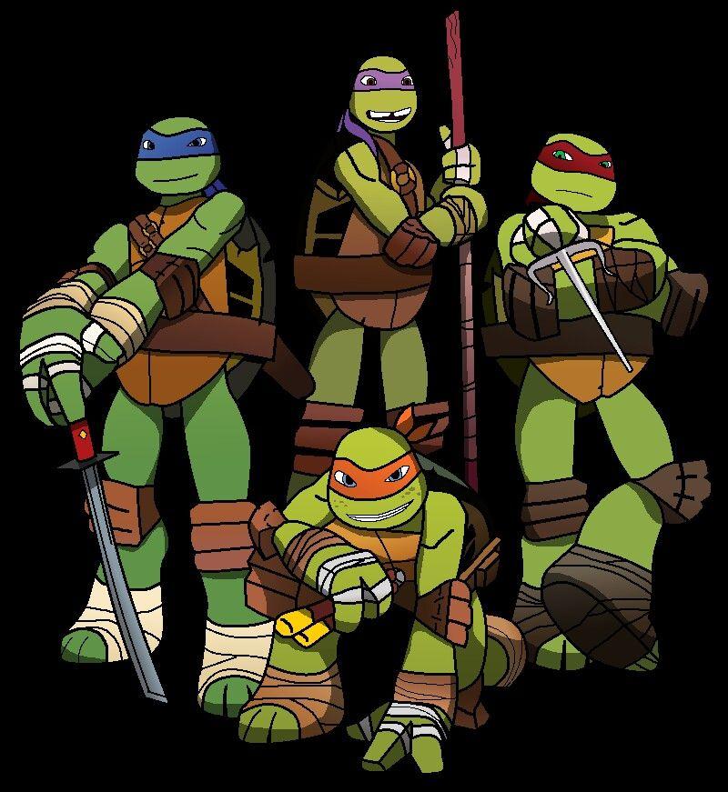 помощи смотреть картинки черепашек ниндзя всех героев приготовить тирамису