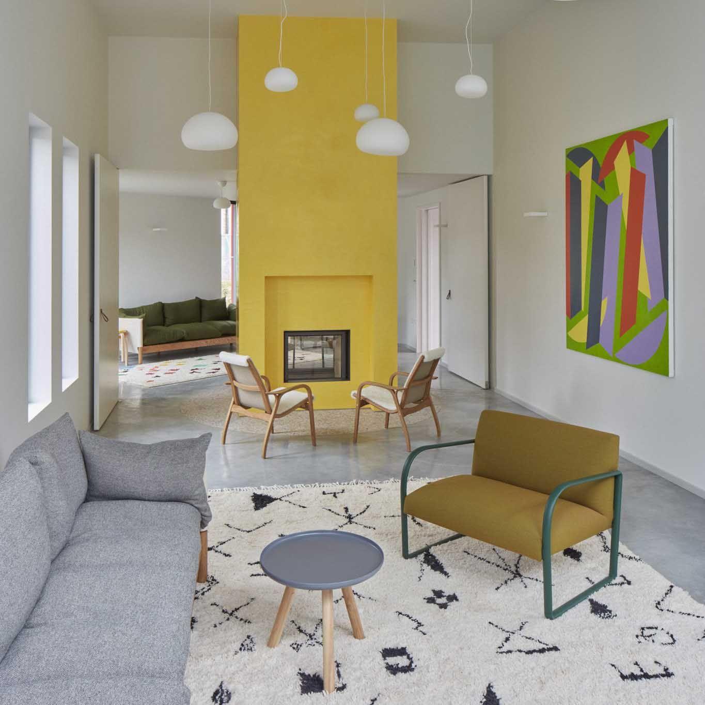 Dezeen Awards 2020 interiors longlist announced
