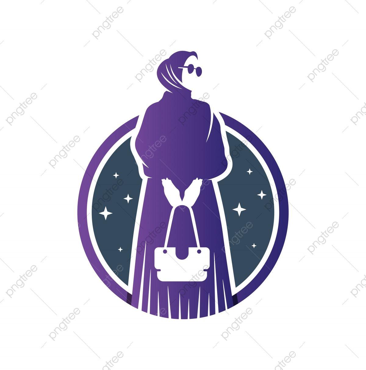 Muslim Hijab Fashion Logo Fashion Logo Hijab Logo Logo Design Free Templates