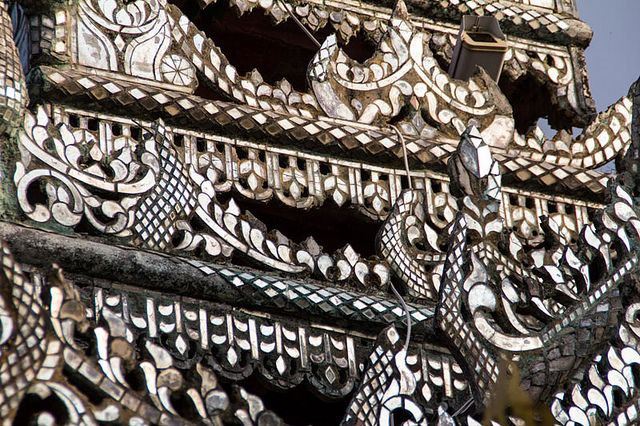 Burma -Architectural details, www.lucaserradura.com by lserradura, via Flickr