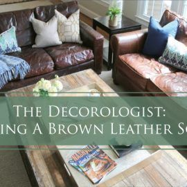 Why The Decorologist Says No To
