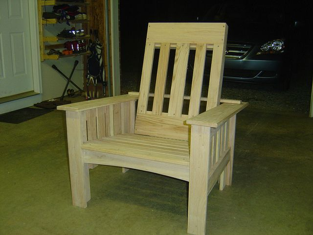 I Thought I D Post A Couple Photos Of A Chair I M Working On Based
