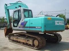 Kobelco Sk200 6e Sk210 6e Excavator Service Repair Manual Yn Yq 08 09 Repair Manuals Excavator Repair