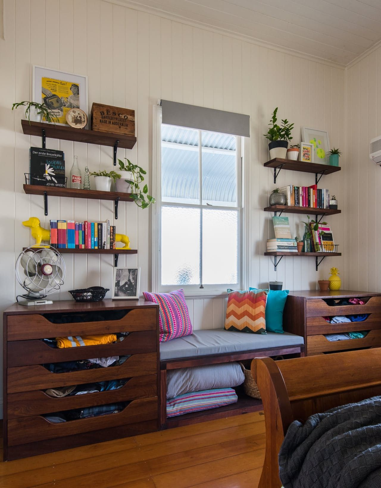 House Tour A Traditional Queenslander Home Furniture