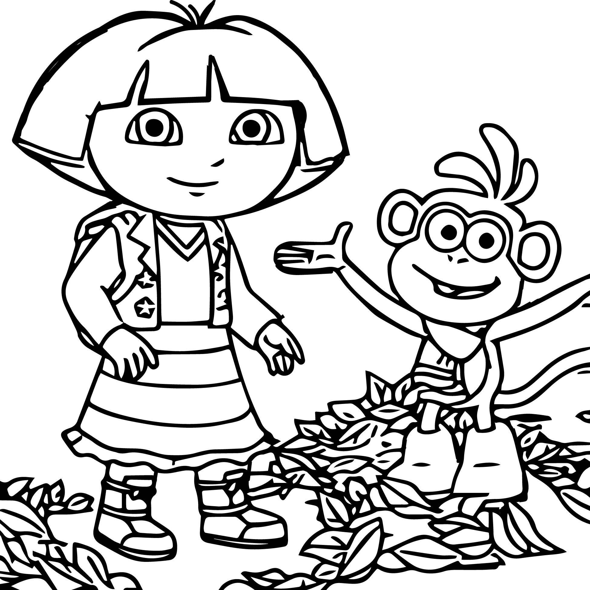 cool All Together Now Dora The Explorer Doras Standing Up For ...