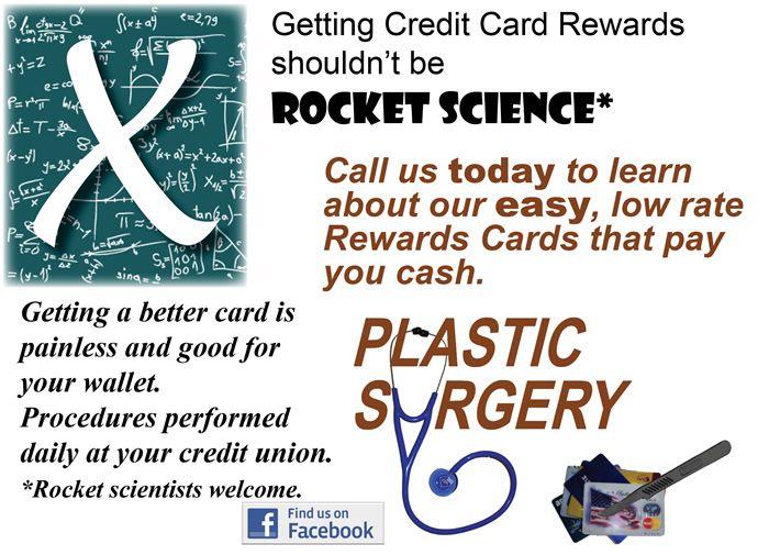 First Education Federal Credit Union Serving Laramie County Wyoming Cheyenne Rewards Credit Cards Federal Credit Union Reward Card