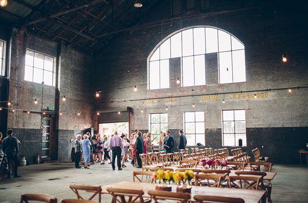 Geelong Warehouse Wedding Photographer Industrial Melbourne Bride11