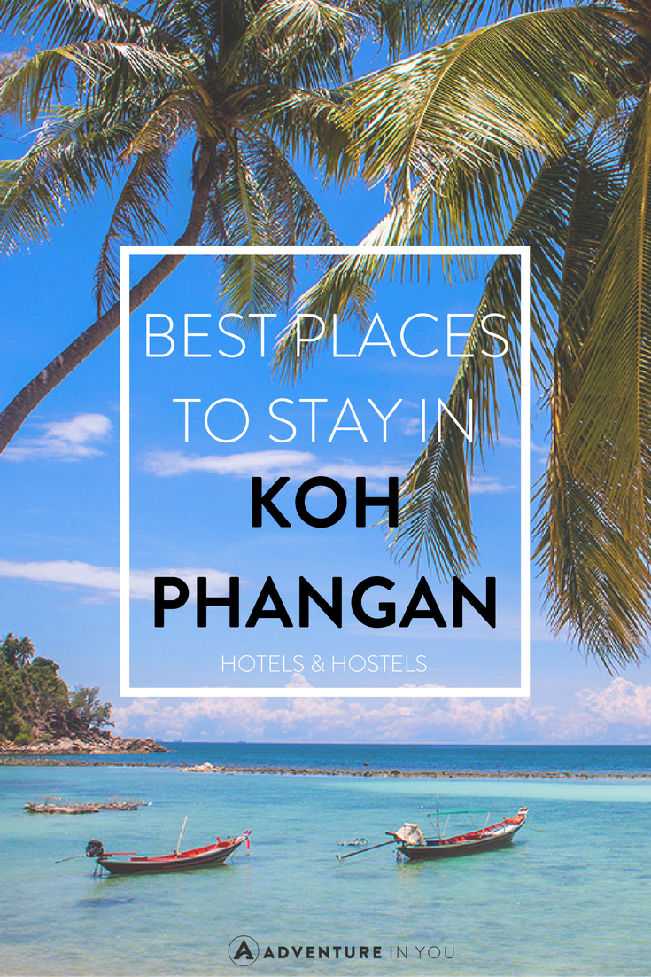 Best Places to Stay in Koh Phangan, Thailand (With images