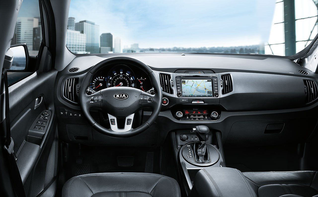 2014 kia sportage interior carrr pinterest kia sportage kia sorento and biggest truck