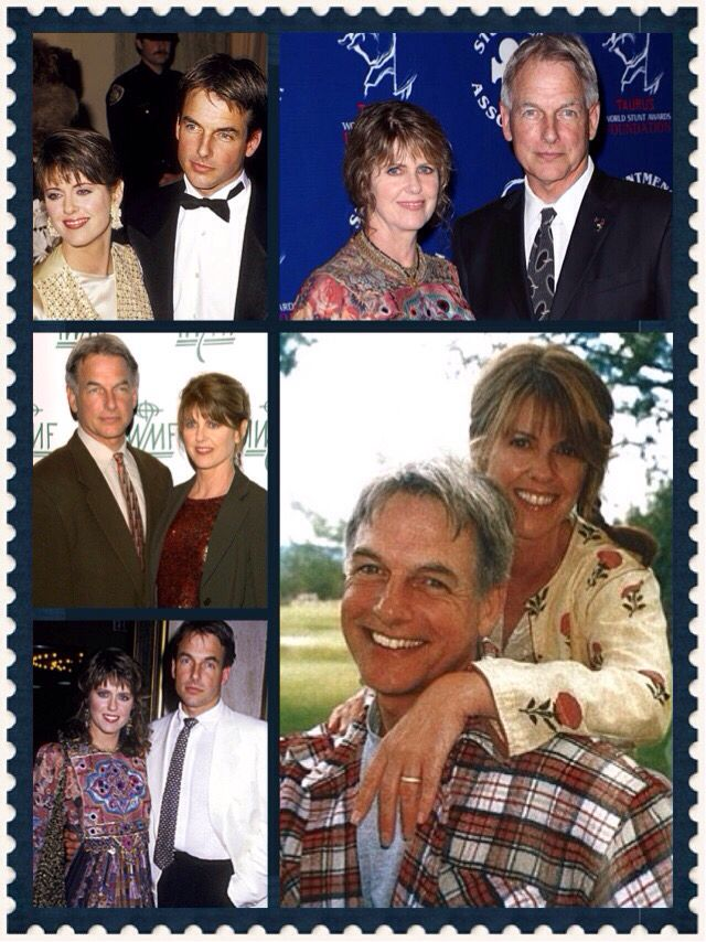 Mark Harmon and Pam Dawber were married on March 21, 1987 ...