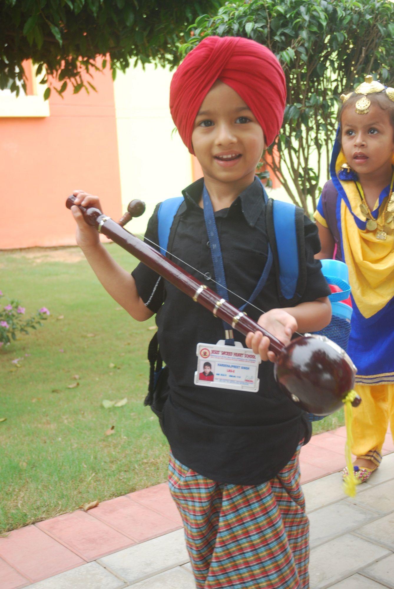 #Teej #Festival Celebration at Jesus' Sacred Heart School