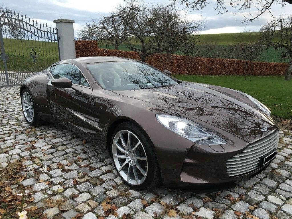 Aston Martin One77 Coupé Schöne Autos Luxusautos Aston Martin