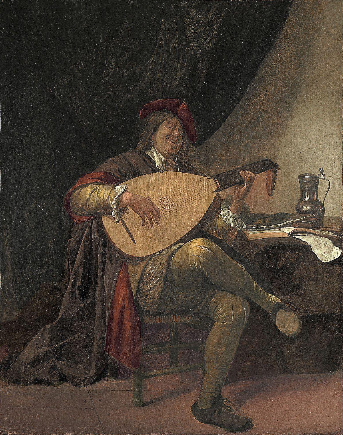 Jan Steen Wikipedia Barocke Malerei Kunstler Malerei