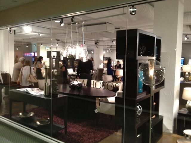 Elegant ADRIANA HOYOS Showroom In The #DCOTA #designerfurniture #contemporary # Furniture
