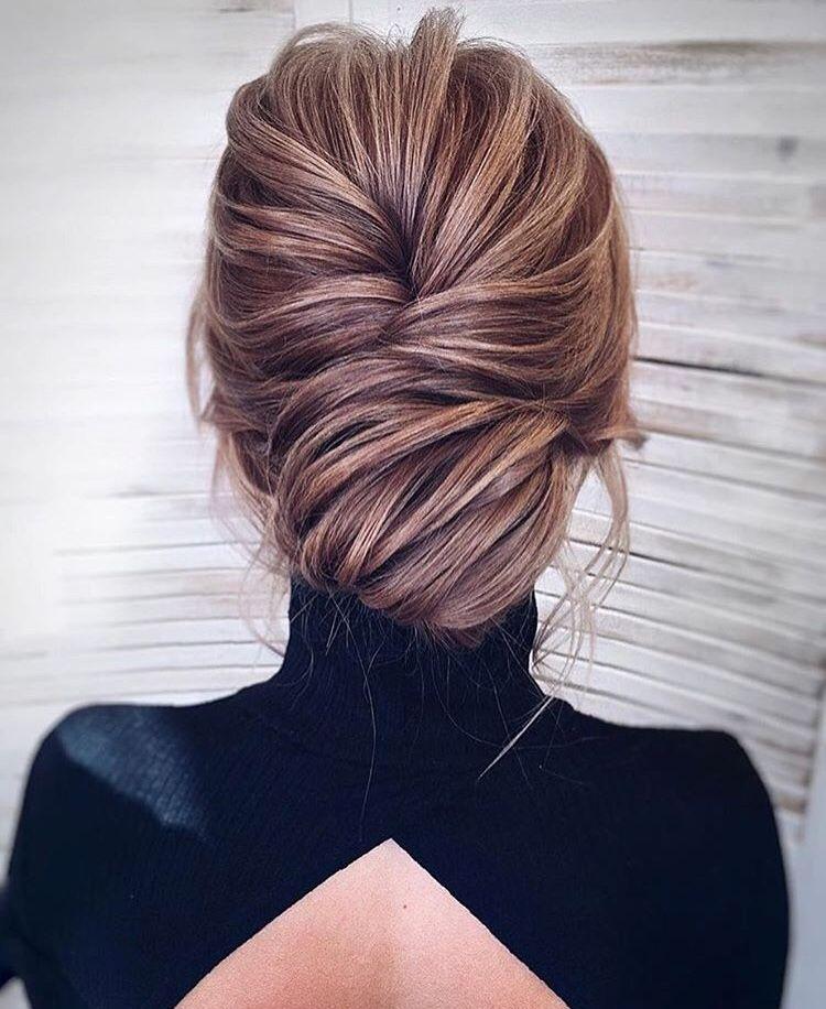 Chignon hair inspiration pinterest hair style hair make up chignon solutioingenieria Choice Image