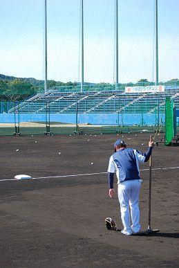 2011年 南郷キャンプ 埼玉西武ラ...