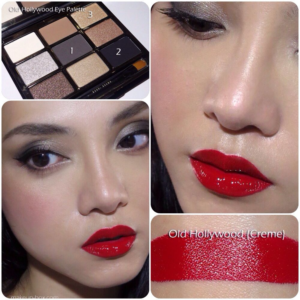 Bobbi Brown Old Hollywood makeup tutorial! Add a twist to