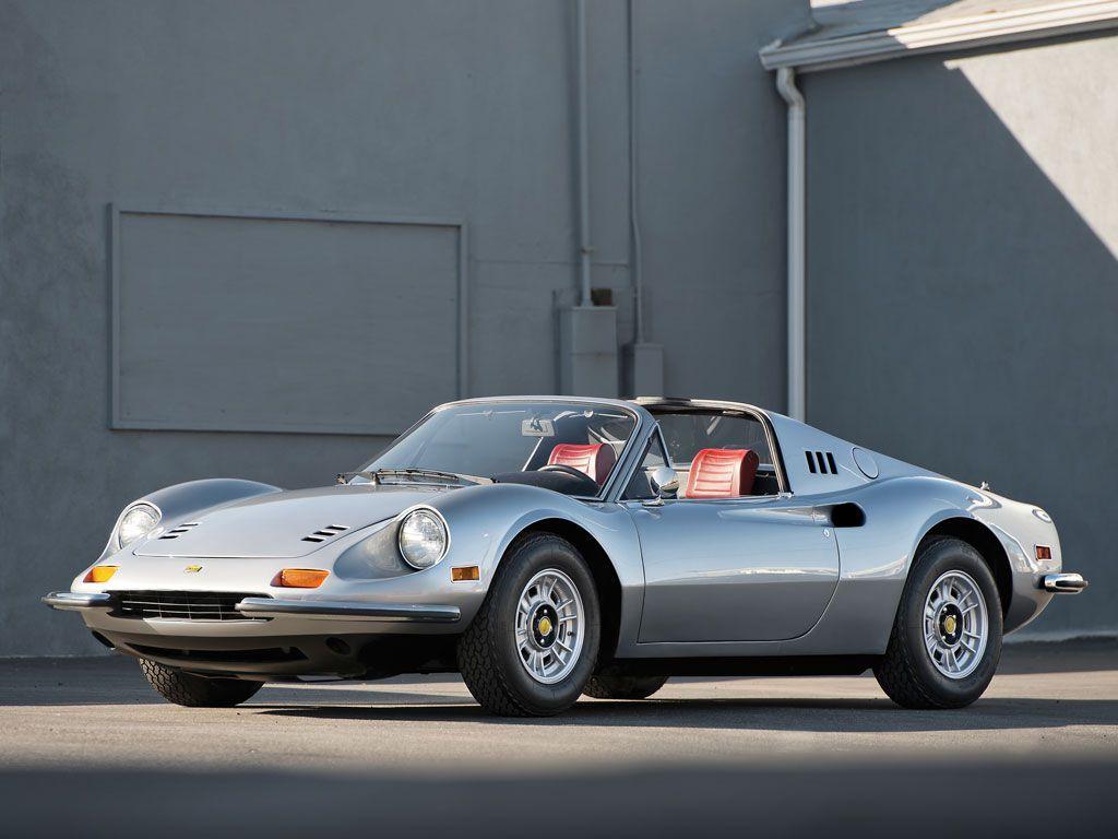 1974 Ferrari Dino 246 GTS   Amelia Island 2014   RM AUCTIONS