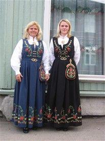 Loken drakt NORSKE BUNADER - www.hildes-hjoerne.com