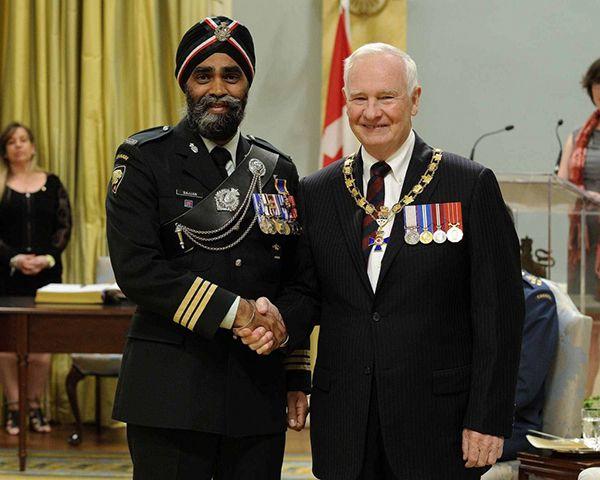 Canadian Cabinet Punjabified: 4 Sikhs Sworn-In As Ministers! - #CanadianCabinet  #HarjitSajjan  #canada #punjabi #minister