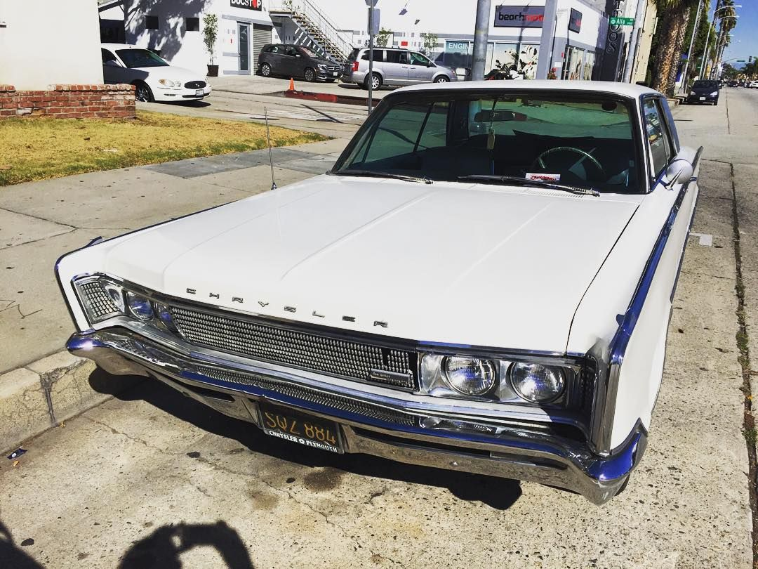 auto_obsession_classiccarparts1966 Chrysler New Yorker #chrysler ...