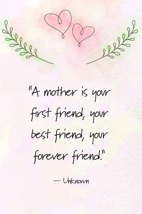 Quotes: 65 Mother Daughter Quotes To Inspire You | Quotes