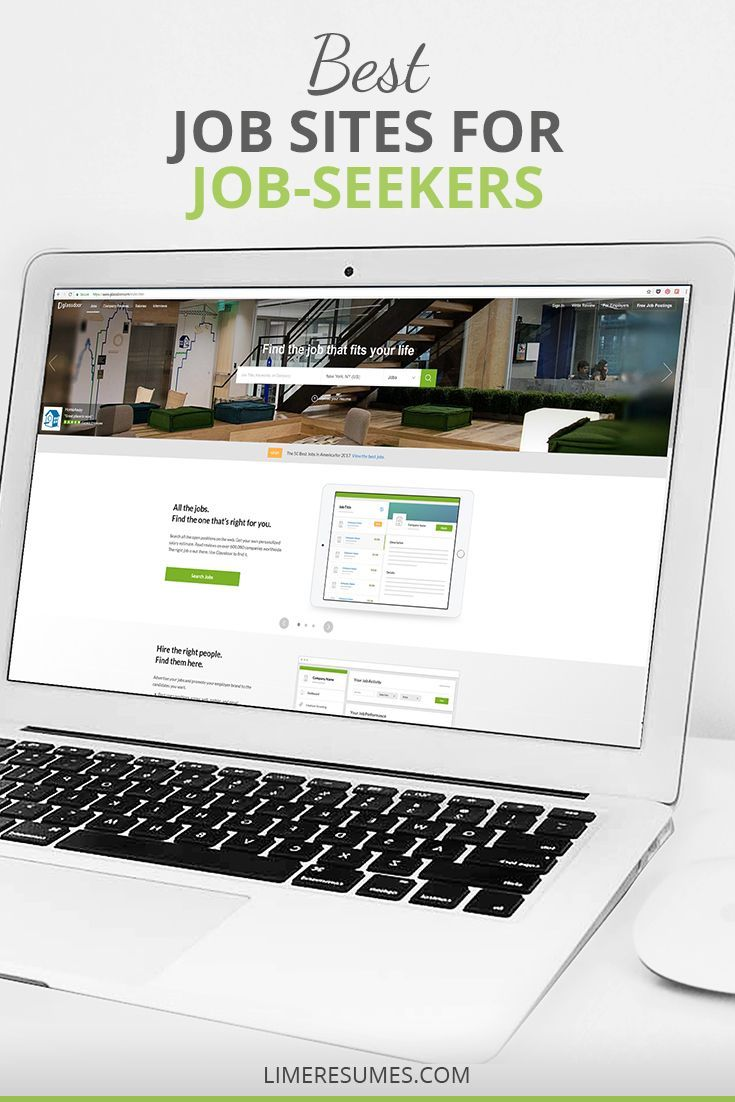 what are the best job sites