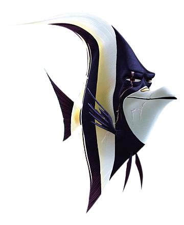 Gill Finding Nemo Characters Finding Nemo Nemo